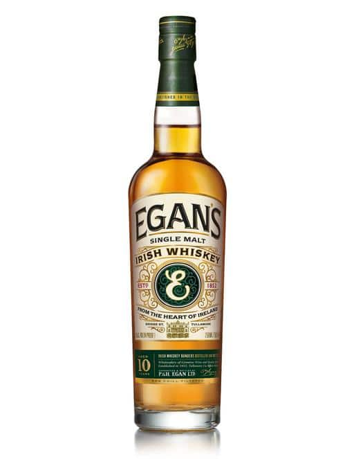 Egan's Single Malt Irish Whiskey 10 Years Old