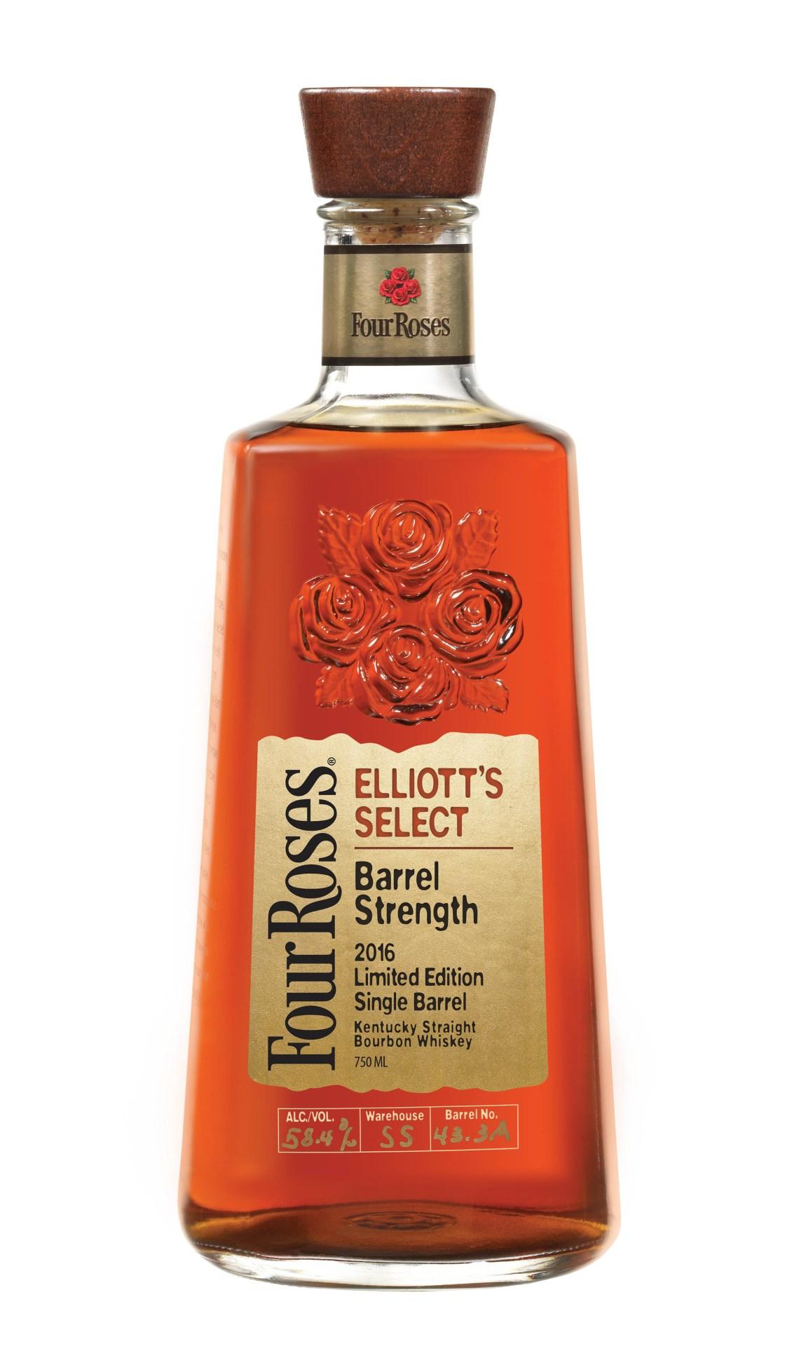 "Four Roses 2016 Limited Edition Single Barrel Bourbon ""Elliott's Select"""