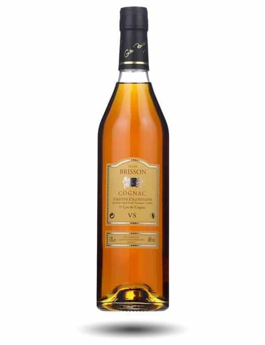 Gilles Brisson 1er Cru Cognac Grande Champagne VS