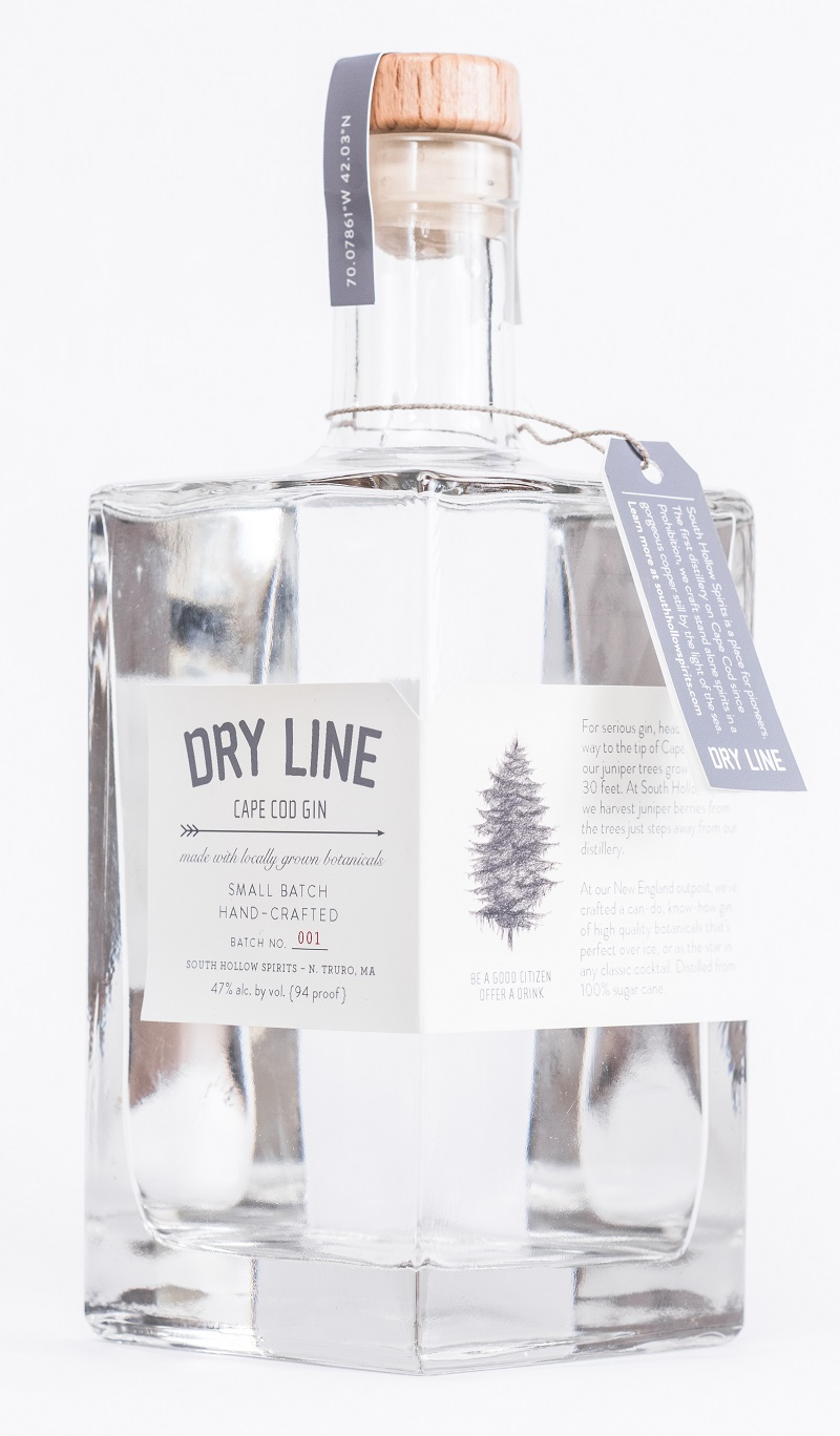 South Hollow Spirits Dry Line Gin