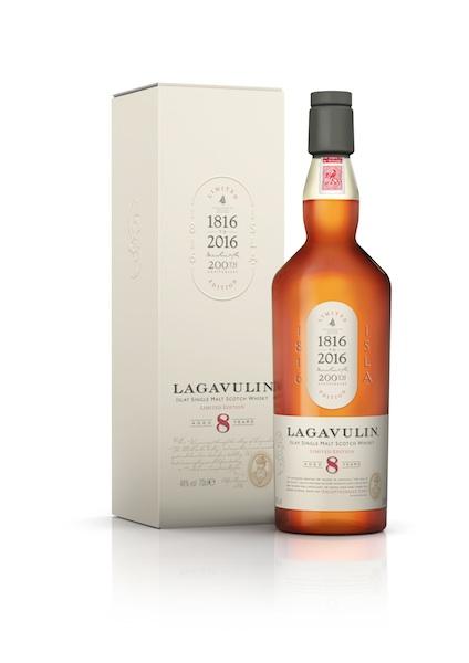 Lagavulin 8 Years Old 200th Anniversary Edition