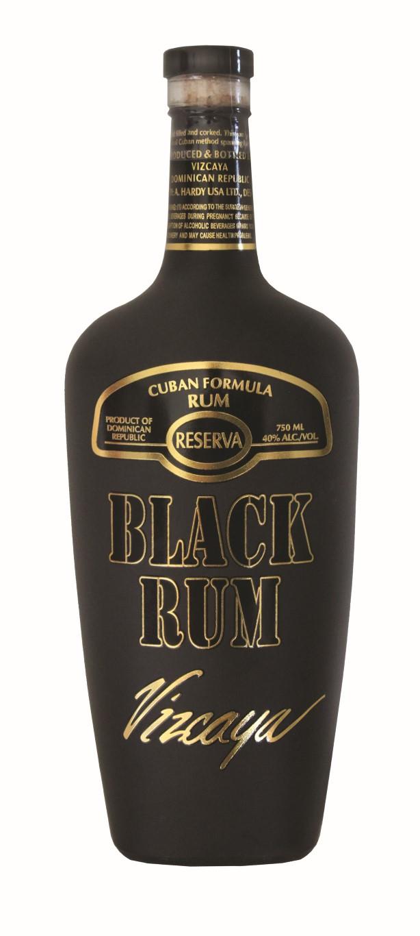 Vizcaya Black Rum Reserva