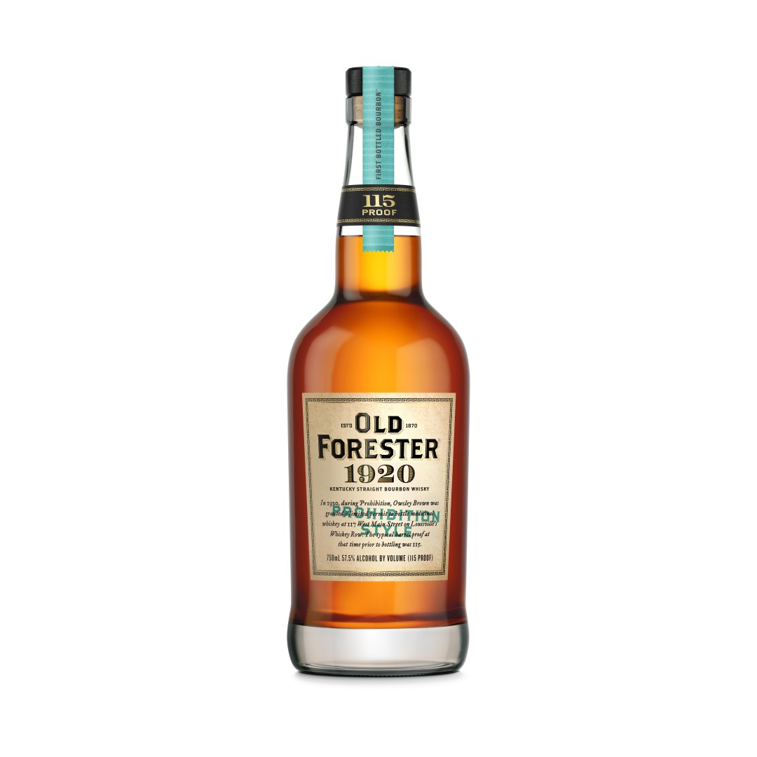 Old Forester Whiskey Row Series – 1920 Prohibition Style Bourbon