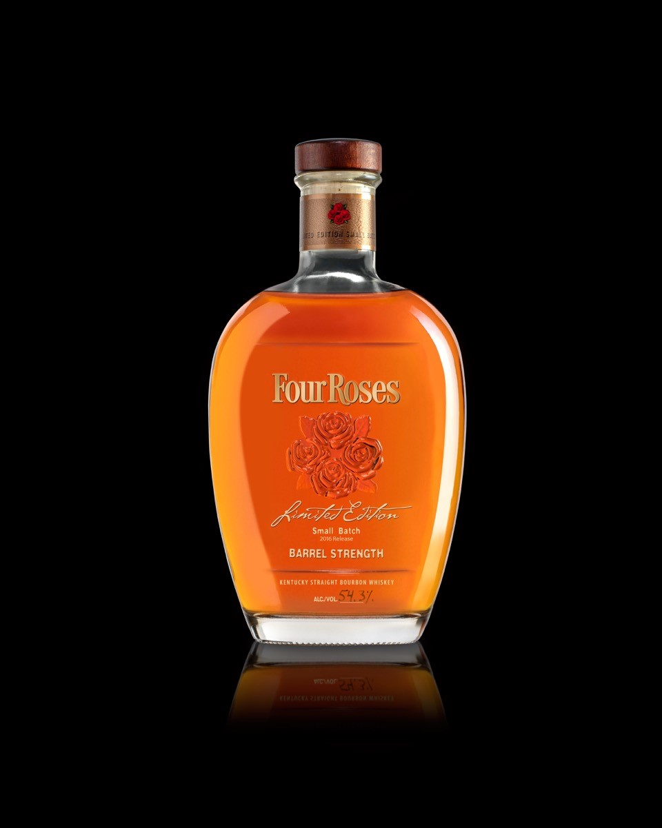 Four Roses Limited Edition Small Batch Bourbon 2016 Edition