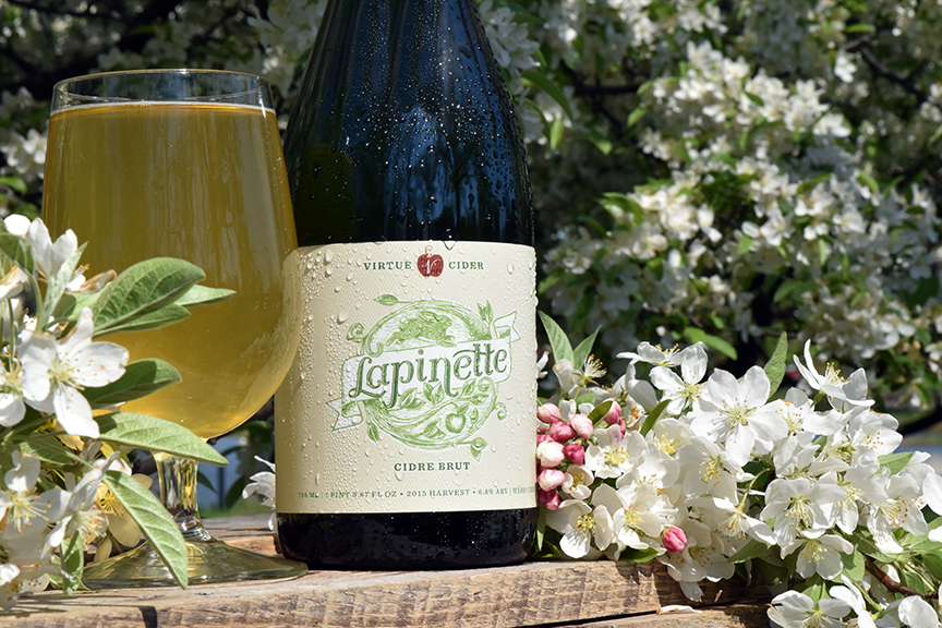 Virtue Cider Lapinette Cidre Brut