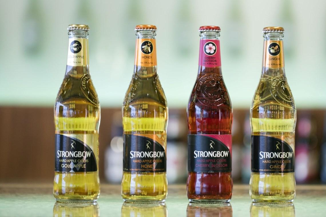 Strongbow Hard Apple Cider Gold Apple