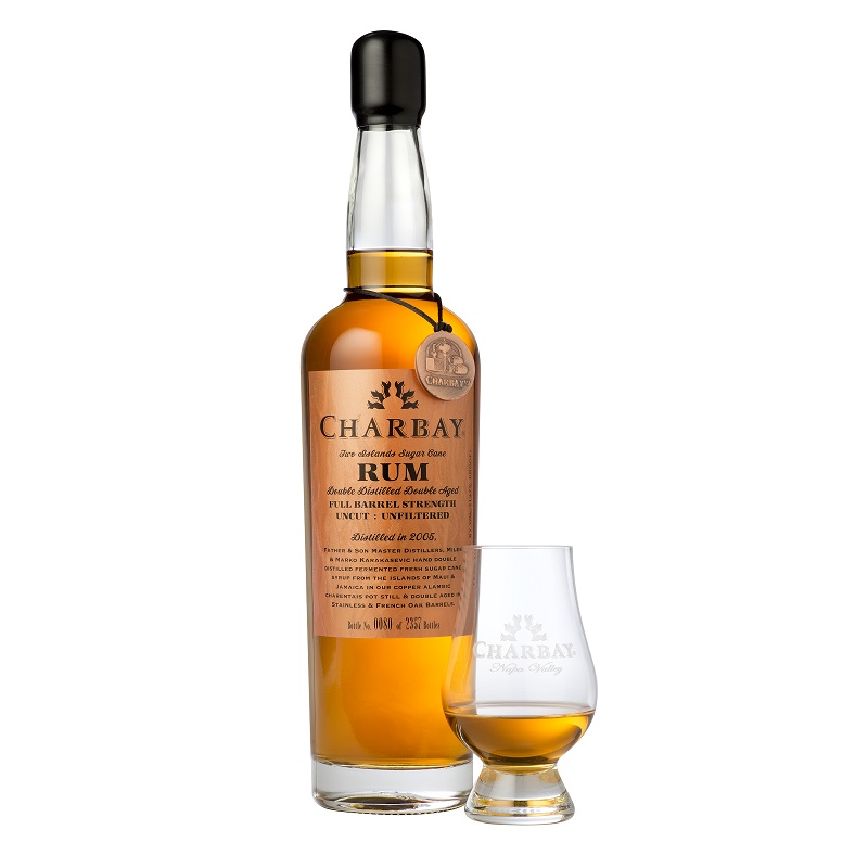 Charbay Double Aged Rum (2016)