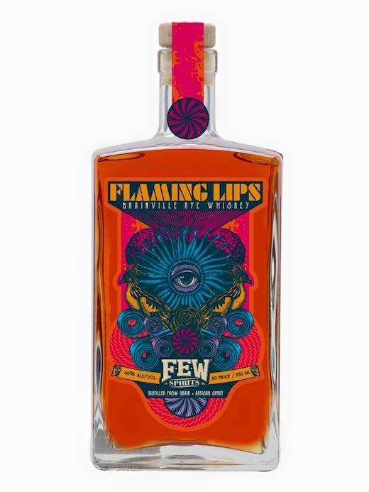 Few Spirits/The Flaming Lips Brainville Rye Whiskey