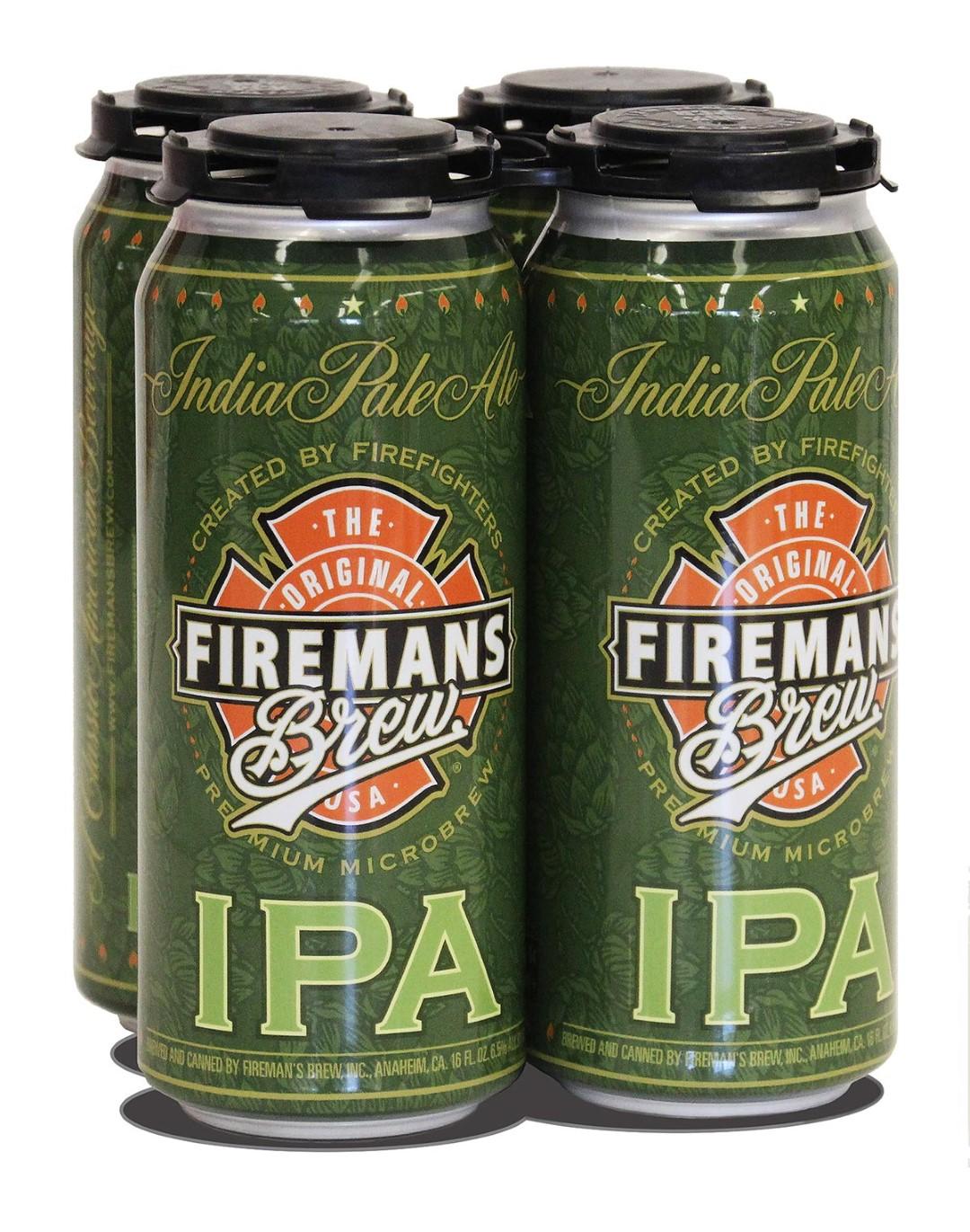 Firemans Brew IPA
