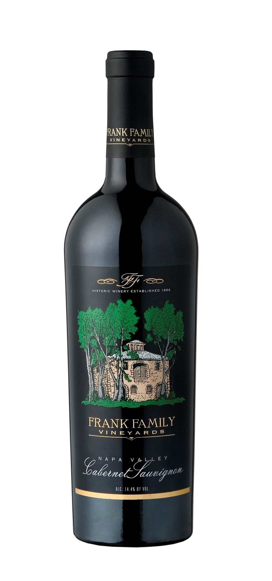 2013 Frank Family Vineyards Cabernet Sauvignon Napa Valley