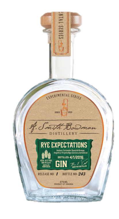 A. Smith Bowman Rye Expectations Gin