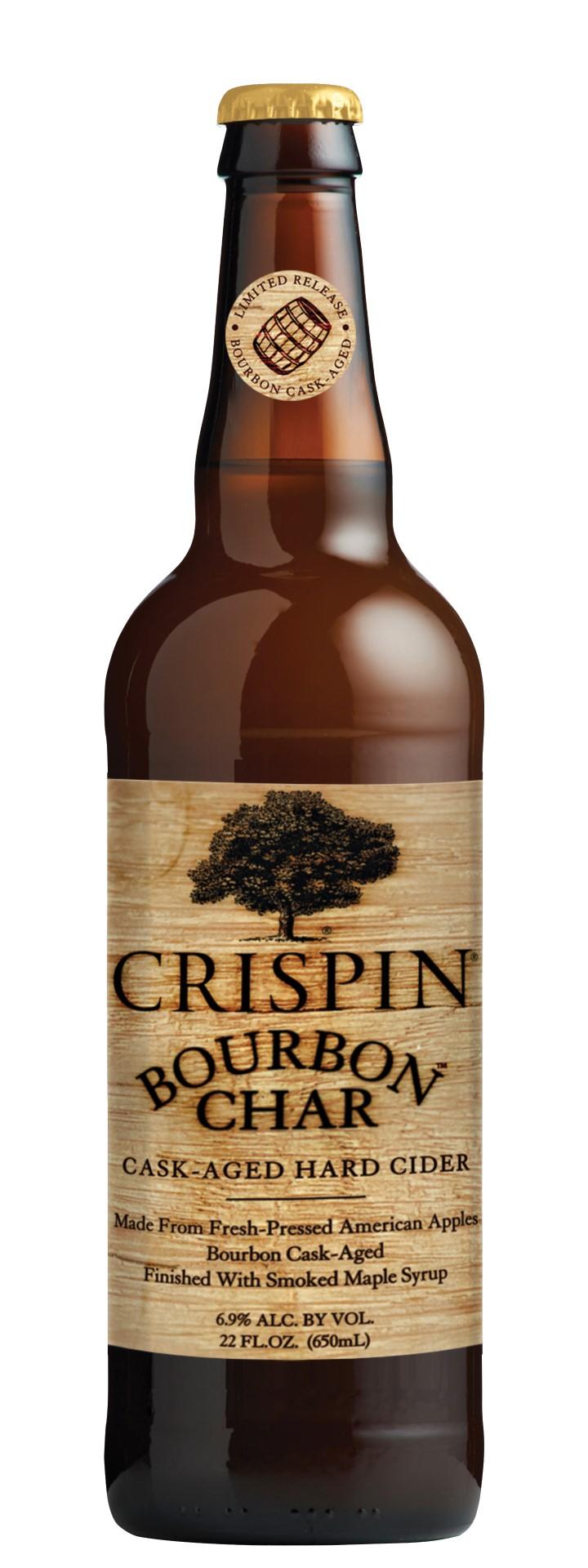 Crispin Bourbon Char Cask-Aged Hard Cider