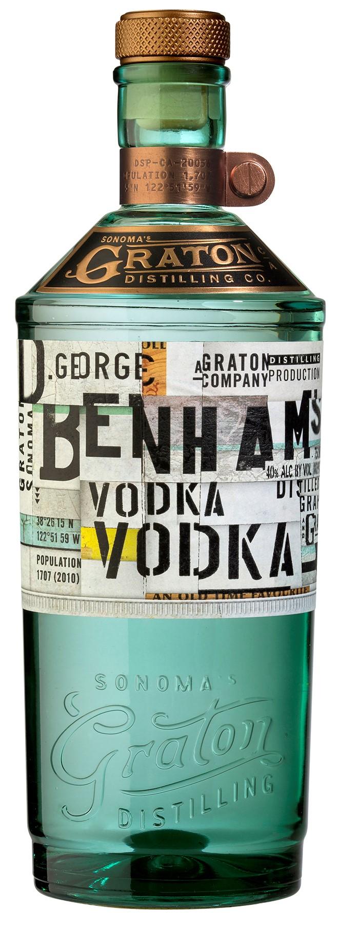 D. George Benham's Vodka Vodka (2017)