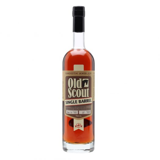 Smooth Ambler Old Scout Single Barrel 11 Years Old