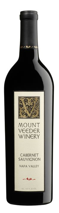 2014 Mount Veeder Winery Cabernet Sauvignon Napa Valley
