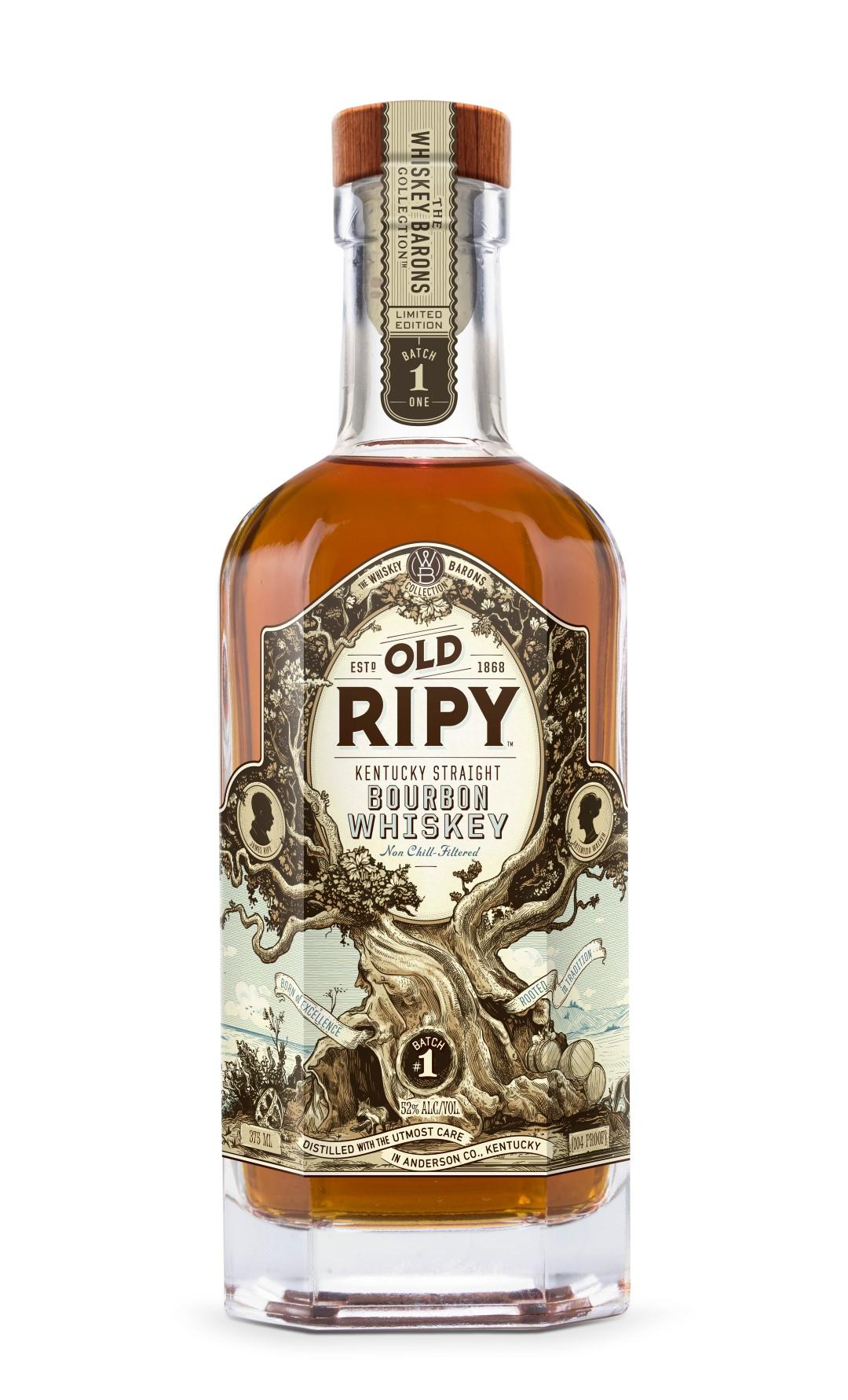 Old Ripy Kentucky Straight Bourbon