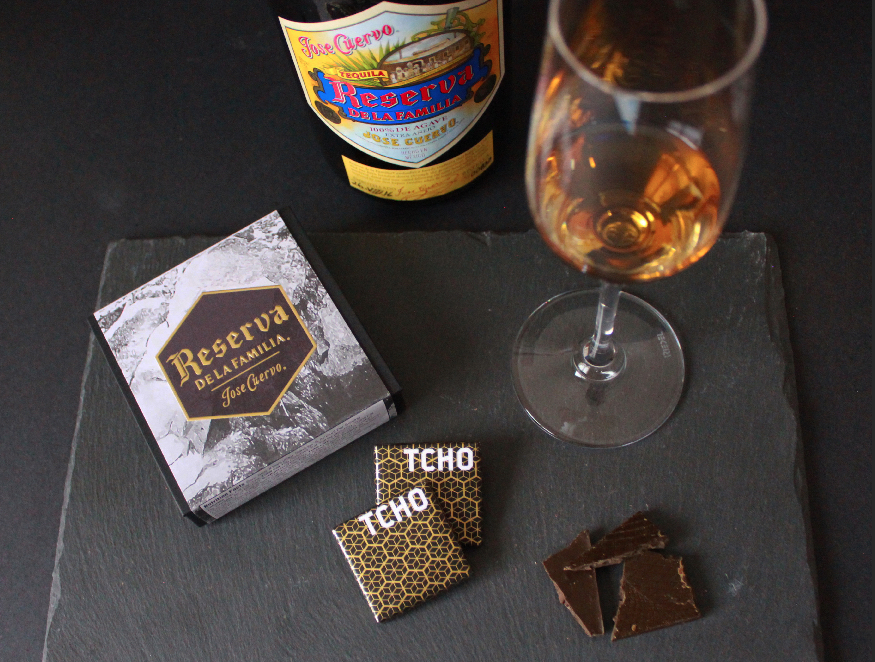 Tcho x Reserva de la Familia Dark Chocolate Box Set