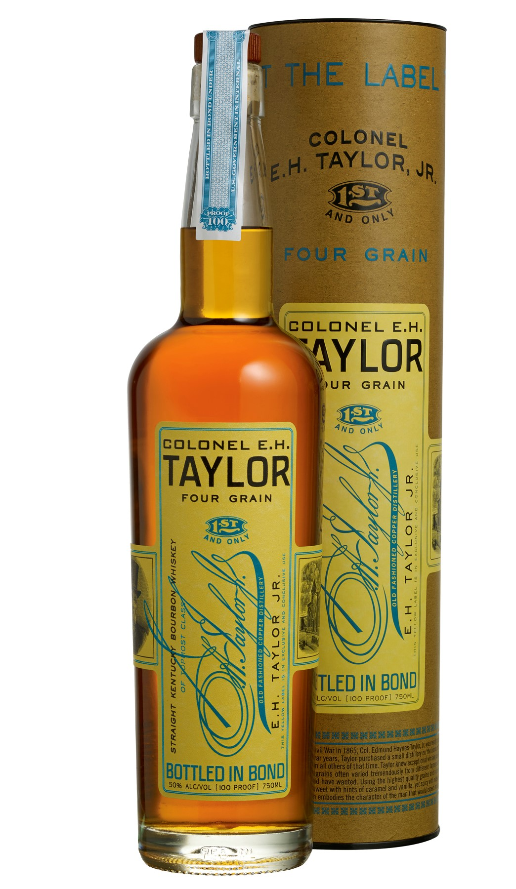 Col. E.H. Taylor Four Grain Bourbon