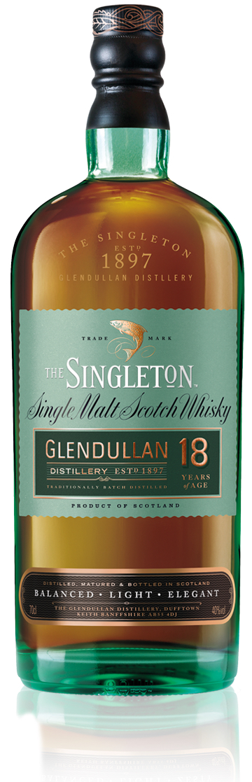 The Singleton of Glendullan 18 Years Old