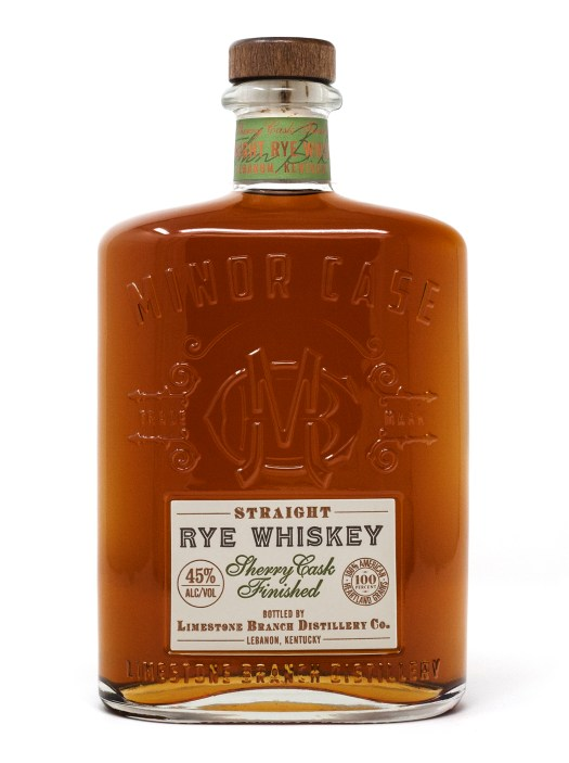 Minor Case Straight Rye Sherry Cask Finished