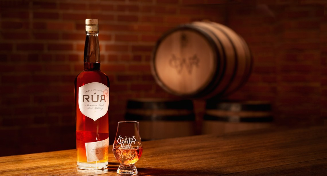 Rua American Single Malt Whiskey