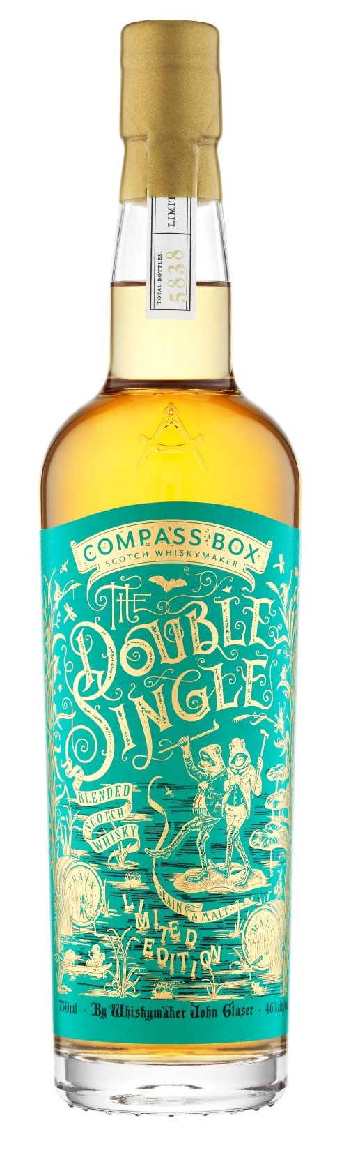 Compass Box Double Single (2017)