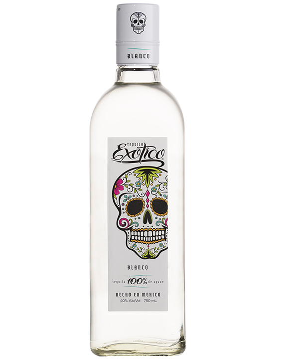Tequila Exotico Blanco