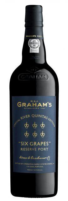 NV Graham's Six Grapes Reserve Porto Special River Quintas Edition