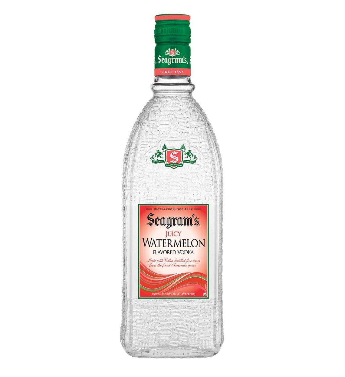 Seagram's Juicy Watermelon Vodka
