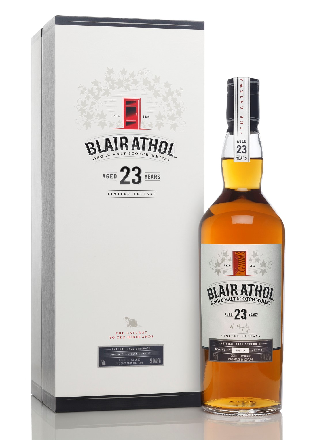 Blair Athol 23 Years Old Limited Edition 2017