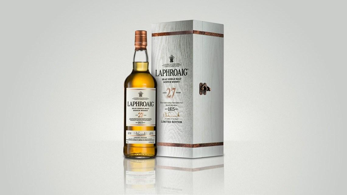 Laphroaig 27 Years Old