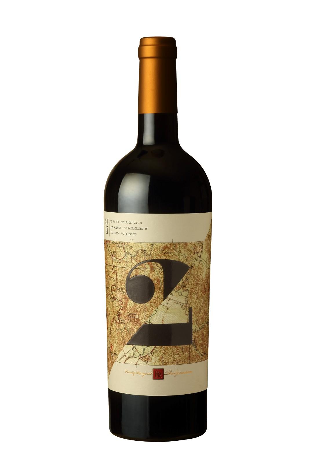 2015 Two Range Red Wine Napa Valley