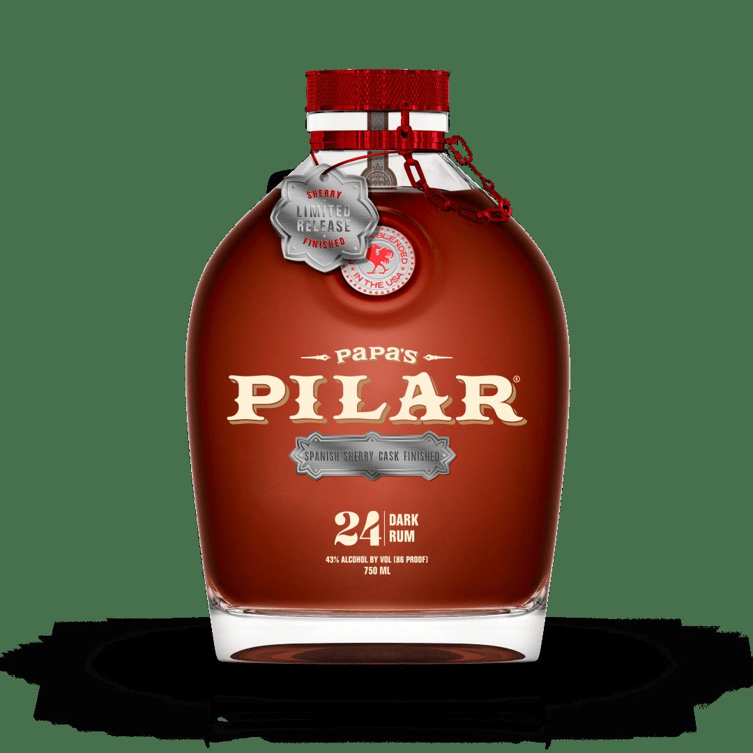 Papa's Pilar Dark Rum Sherry Finish