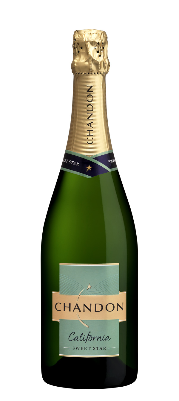 NV Chandon Sweet Star California