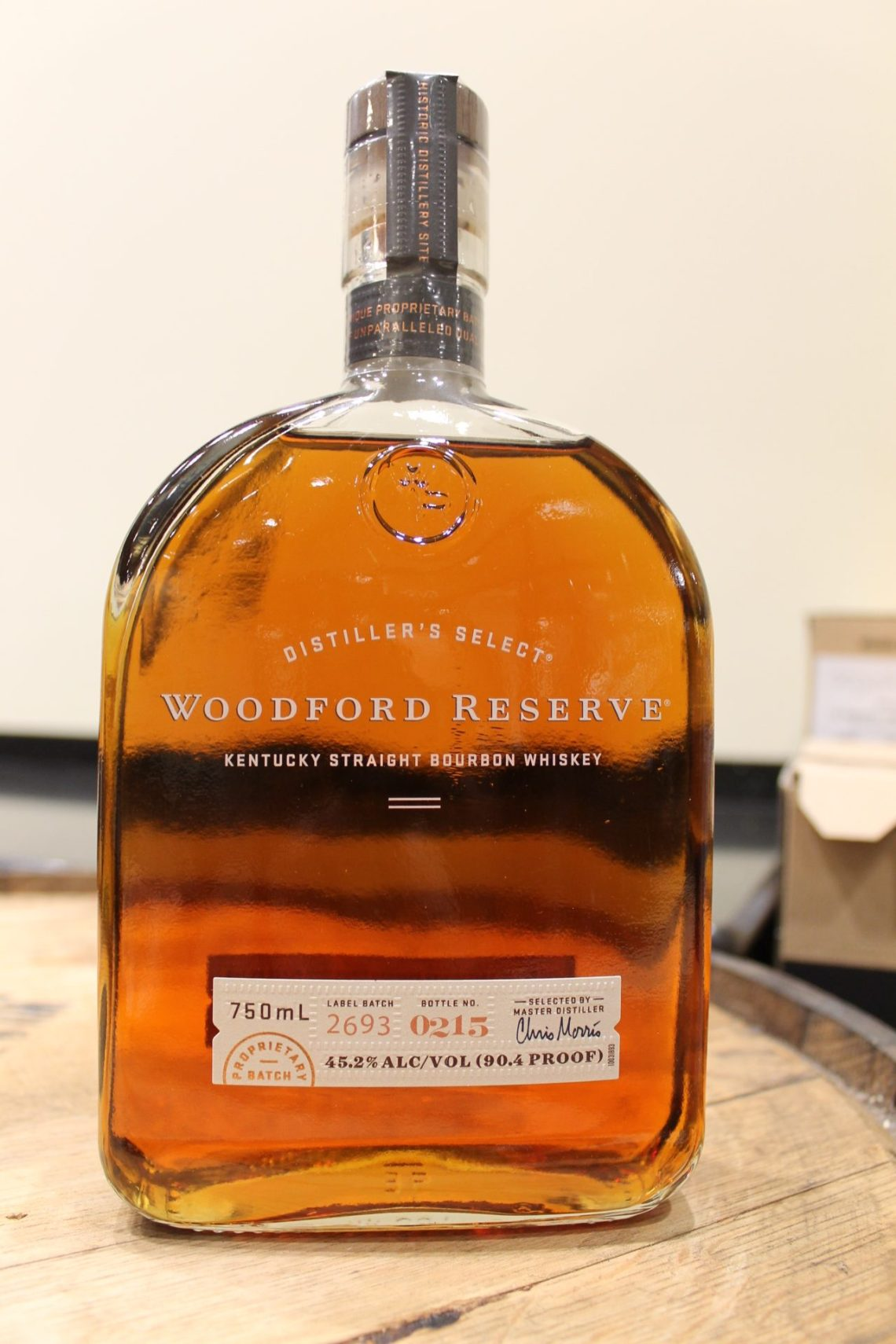 Woodford Reserve Personal Selection Barrel #9220