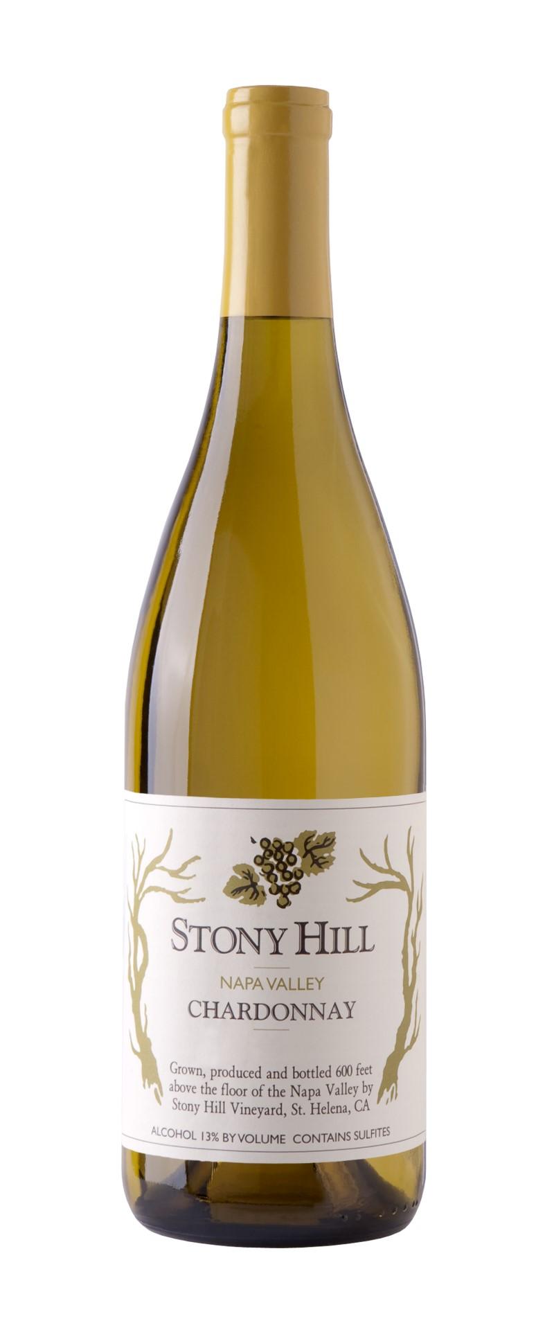 2015 Stony Hill Chardonnay Spring Mountain District