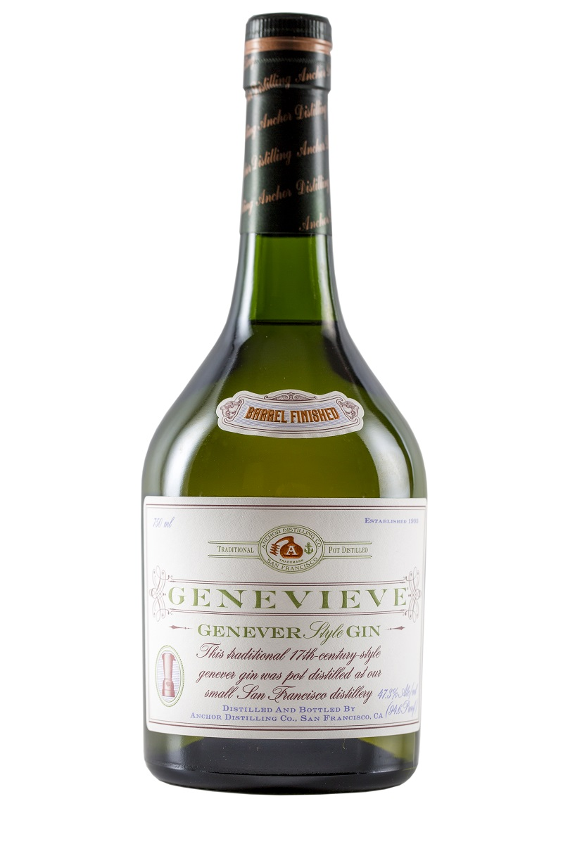 Genevieve Barrel Finished Genever-Style Gin