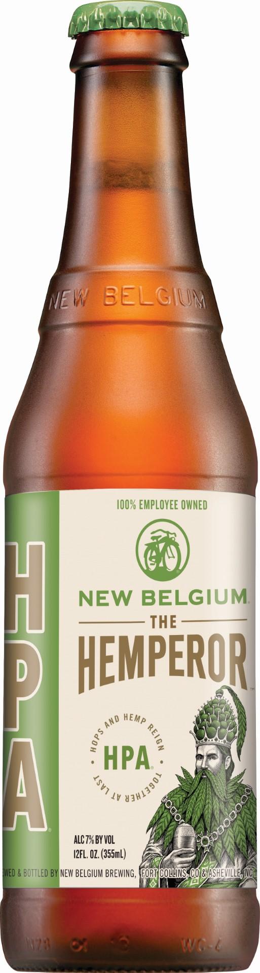 New Belgium The Hemperor HPA