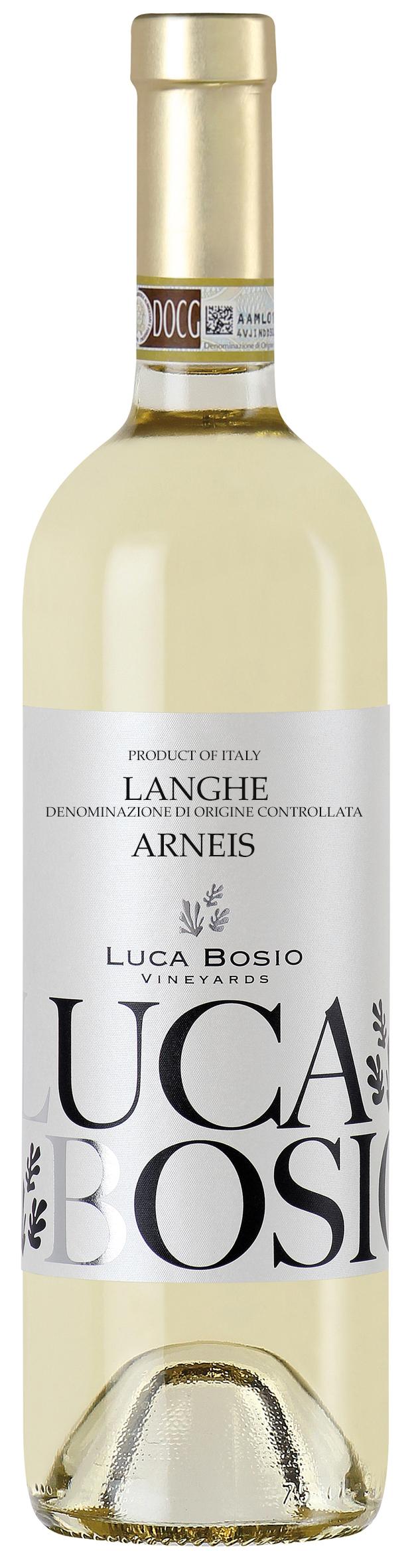 2016 Luca Bosio Arneis Langhe DOCG