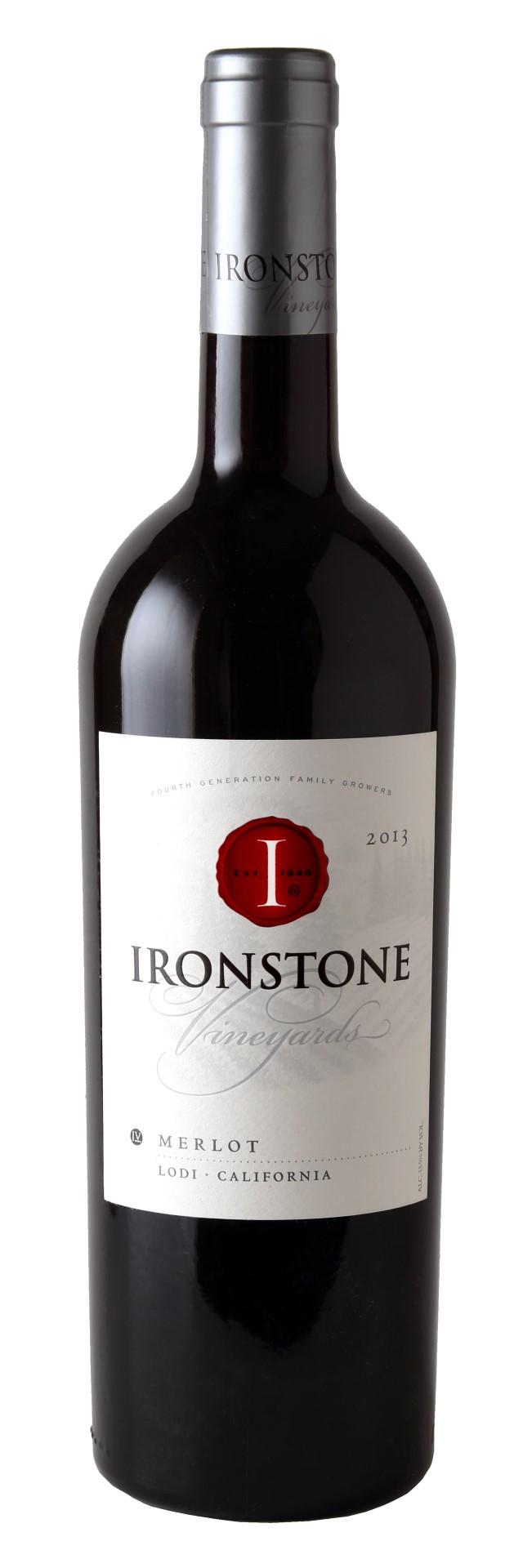 2016 Ironstone Merlot Lodi
