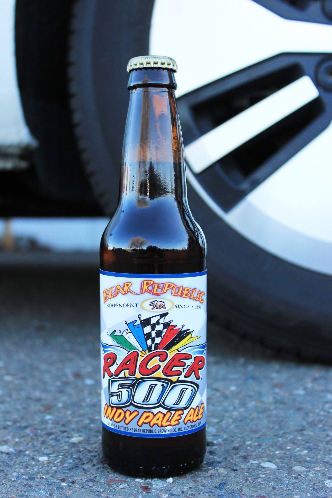 Bear Republic Racer 500 Indy Pale Ale