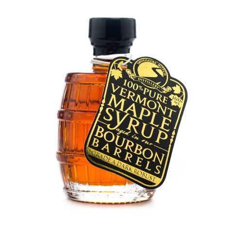 Smugglers' Notch Bourbon Barrel Aged Maple Syrup