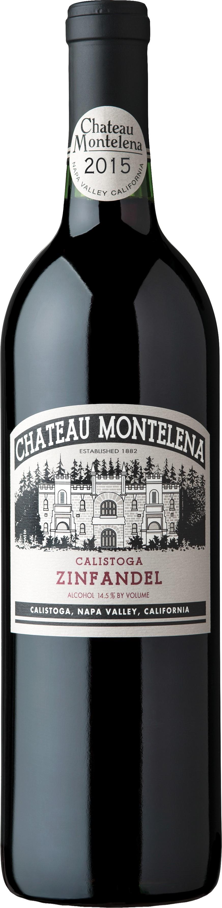 2015 Chateau Montelena Zinfandel Calistoga