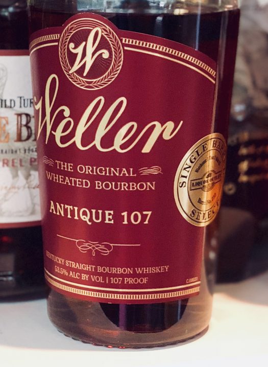 Old Weller Antique Selection from Liquor Outlet Wine Cellars