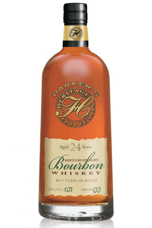 Parker's Heritage Collection Bottled-in-Bond Bourbon 24 Years Old (2016)