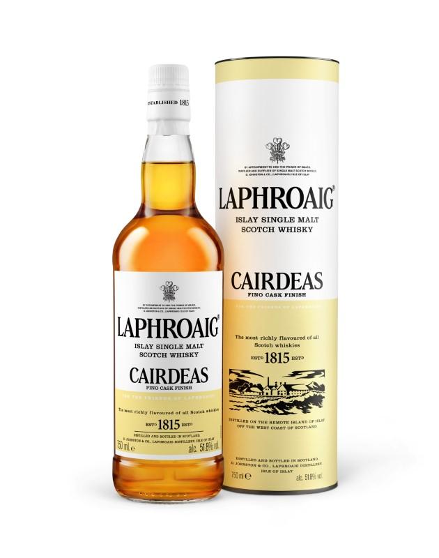 Laphroaig Cairdeas Fino Cask Edition 2018