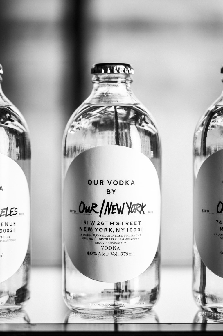 Our/New York Vodka