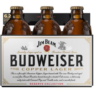 Review Budweiser Reserve Copper Lager Drinkhacker