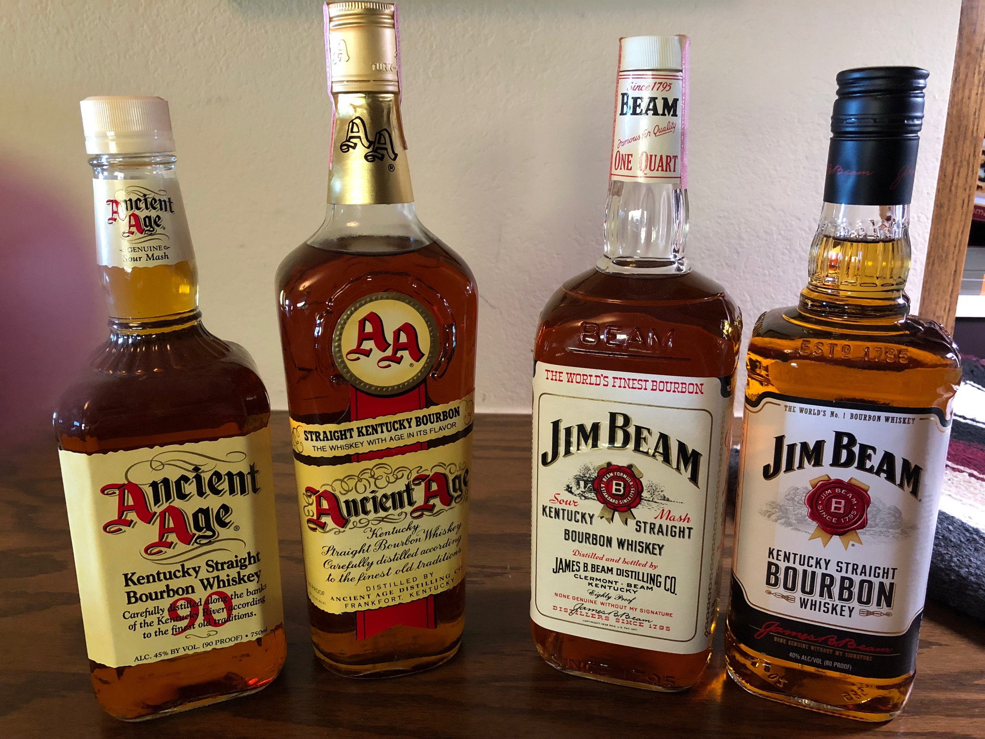 All About Dusties 1970s Vs 2018 Bourbon Tasted Side By