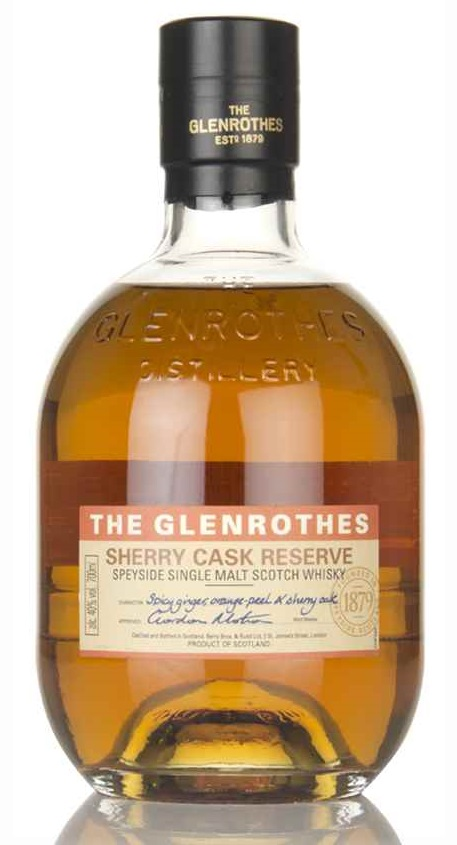 The Glenrothes Sherry Cask Reserve (2018)